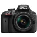 Nikon D3400 + AF-P DX 18-55 mm VR Negro