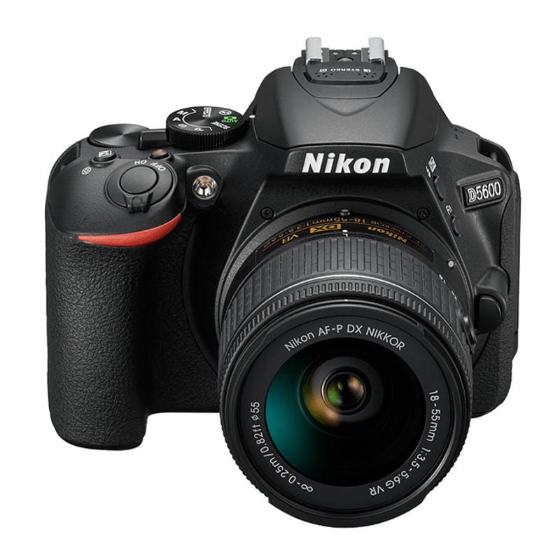 Nikon D5600 + AF-P VR 18-55 mm