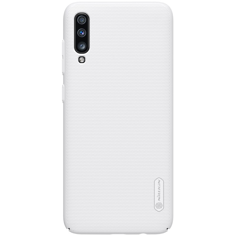 timeless design c64cd 3e508 Samsung Galaxy A70 Nillkin Frosted Rubber Case