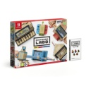 Nintendo Labo Variety Kit Toy-Con 01 - Nintendo Switch - Nintendo Labo Variety Kit Toy-Con 01 - Nintendo Switch - O Kit Inclui O Software De Jogo - Home – Cana de Pesca - Mota - Piano – Carro RC - Nintendo Switch - Nintendo Labo Oficial