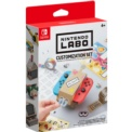 Nintendo Labo Set Personalization - Nintendo Switch - Pack to Customize Our Toy-Con Creations - Nintendo Switch - Official Nintendo Labo - Stickers - Alphanumeric Templates - Adhesive Tape with Nintendo Labo Design