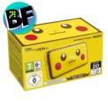 Nintendo New 2DS XL Pikachu Edition - Compatible con juegos de DS, 3DS y New 3DS, diseño oficial de PIkachu, integra la cara de Pikachu en la carcasa, color amarillo en suma de detalles marrones y grises