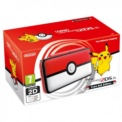 Nintendo New 2DS XL Pokeball Edition - Caja del paquete, consola Nintendo New 2DS XL edición Pokeball