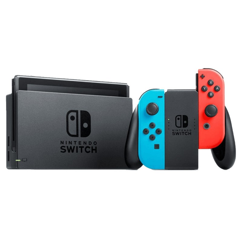 Nintendo Switch Neon Blue/Neon Red