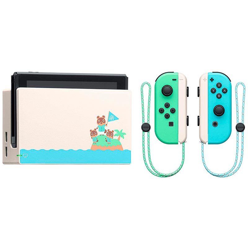 nintendo switch animal crossing game card