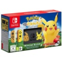 Nintendo Switch Edición Pokémon + Let´s Go Pikachu + Poké Ball Plus