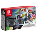 Nintendo Switch Edición Super Smash Bros Ultimate + Super Smash Bros Ultimate