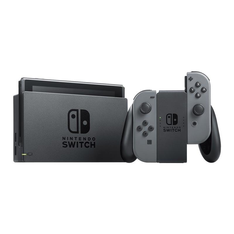 Nintendo Switch Cinzento