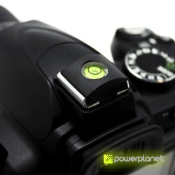 Nivel Câmera SLR Sapata - Item1