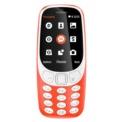 Nokia 3310 Dual Sim Rojo