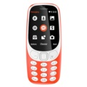 Nokia 3310 Dual Sim Rojo - Desprecintado