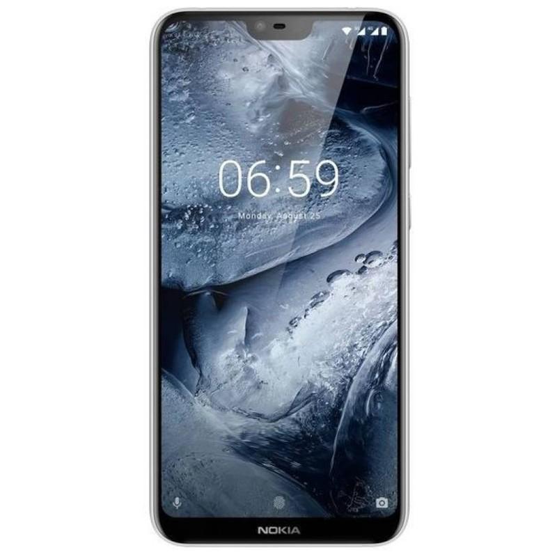 Nokia 6.1 Plus 4GB/64GB DS Blanco