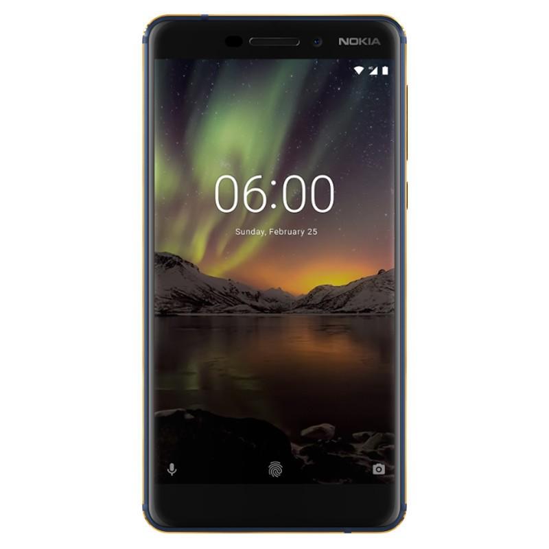 Nokia 6 2018 4GB/32GB Negro
