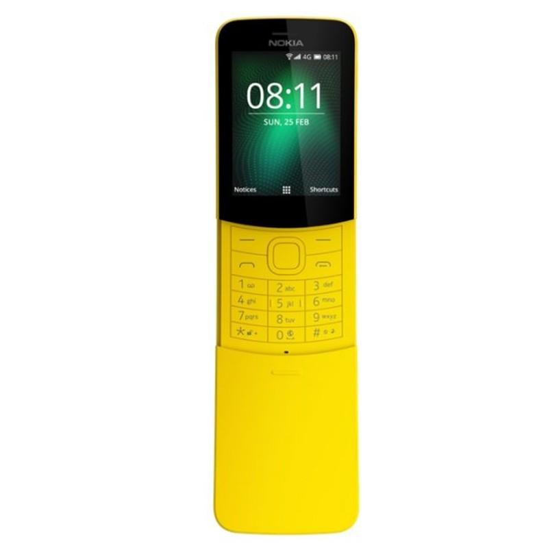 Nokia 8110 4G Amarillo