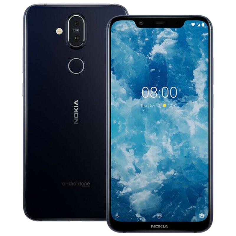 Nokia 8 1 4GB/64GB Blue/Silver