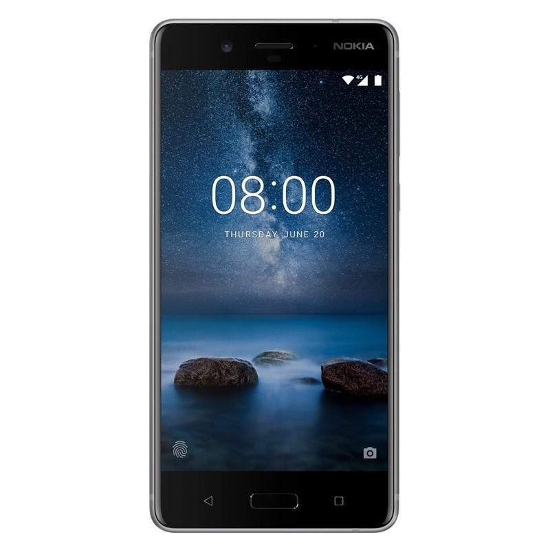 Nokia 8 4GB/64GB Acero