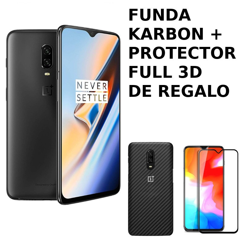 Oneplus 6T 8GB/128GB Midnight Black