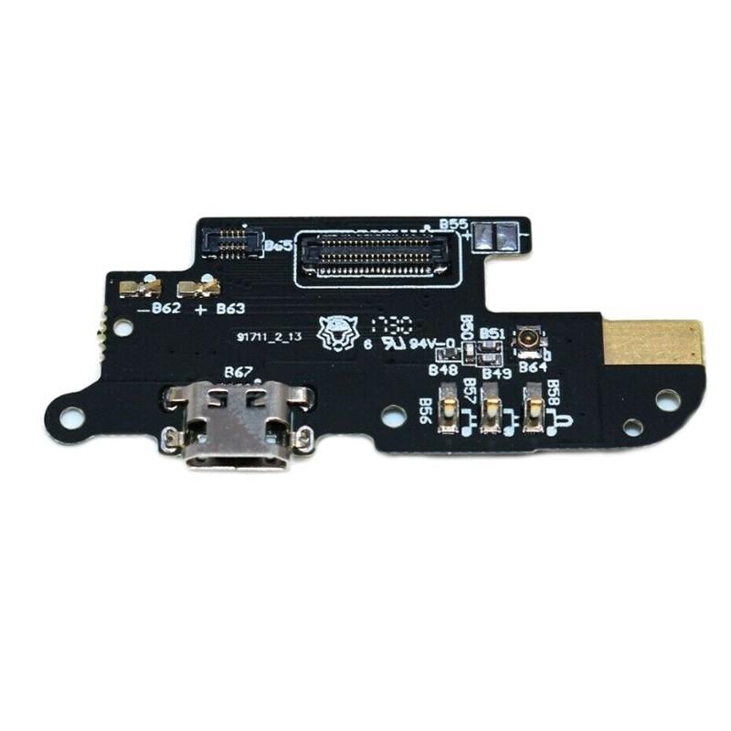 Placa de Carga USB Meizu M6 em PowerPlanet