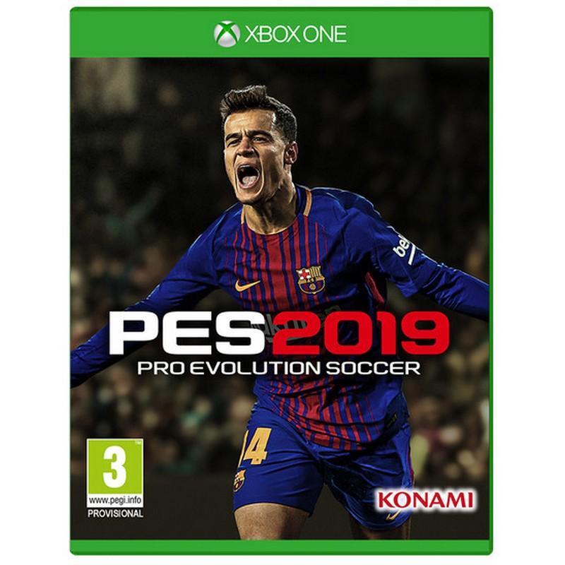 Pro Evolution Soccer (PES) 2019 Xbox One