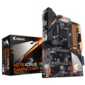 Gigabyte H370 AORUS Gaming 3 WIFI - Intel GbE LAN com cFosSpeed Internet Accelerator Networking - Smart Fan 5 - Design de iluminação multi-zona - Ultra Durable Memory Shielding - Design DualBIOS, patenteado pela GIGABYTE