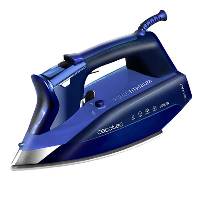 Cecotec Force Titanium 720 Smart Plate - Blue
