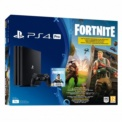 PlayStation 4 Pro 1TB (PS4) + Voucher Fortnite - Voucher Fortnite: 500 paVos yTraje de Bombardero magistral