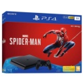 PlayStation 4 Slim 1TB (PS4) + Marvel´s Spiderman - Pack que incluye la consola PS4 slim de 1TB y el juego exclusivo de Sony: Marvel's Spider-Man
