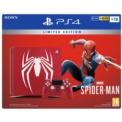 PlayStation 4 Slim 1TB (PS4) + Marvel´s Spiderman Edición Limitada - Diseño exclusivo de Spider-Man + mando Dualshock 4 a juego