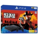 PlayStation 4 Slim 1TB (PS4) + Red Dead Redemption II