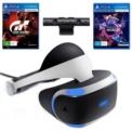 PlayStation VR + Playstation Camera + GT Sport + VR Worlds - Pack oficial sony VR: incluye camera vr, gafas VR, GT Sport y VR Worlds