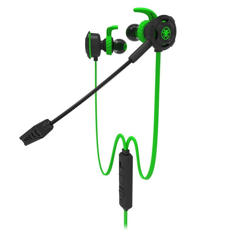 Plextone G30 Green - Auriculares Gaming