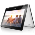 Portatil Lenovo Yoga 300 N3060/4GB/500GB/TACTIL/11.6 - Color blanco
