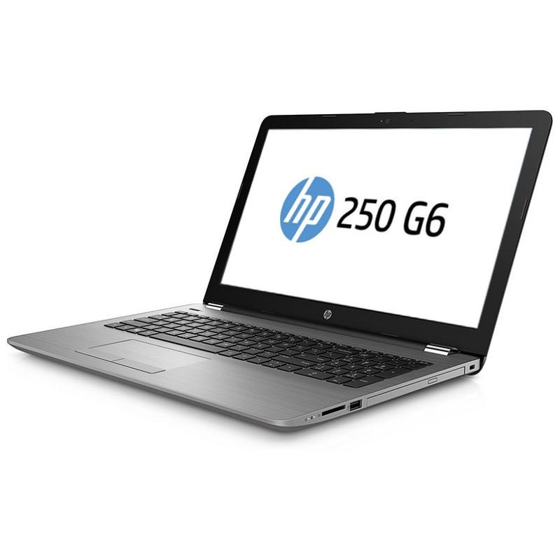 Portátil HP 250 G6 i5-7200U/8GB/256GB SSD/15.6 - 1WY58EA - Color Plata