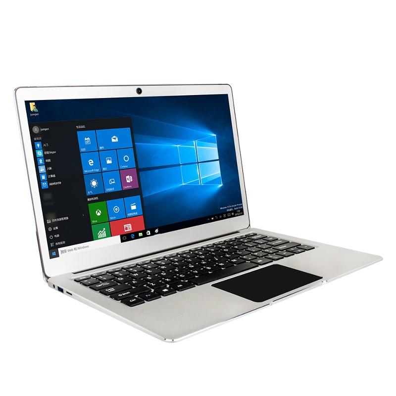 Portátil Jumper EZbook 3 Pro 13.3'' 6GB/128GB - Zona delantera (pantalla y teclado)