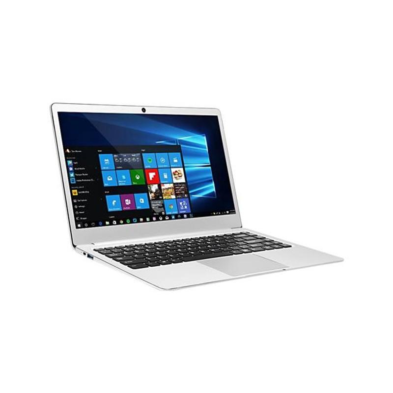 Portátil Jumper EZbook 3L Pro 14 Pulgadas 6GB/128GB - Ordenador mirando hacia la izquierda; pantalla y teclado