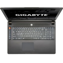 Laptop Gigabyte P37X V6 Intel Core i7-6700/16GB/256+1TB/GTX1070/17