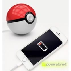 Power Bank Pokeball - Ítem3