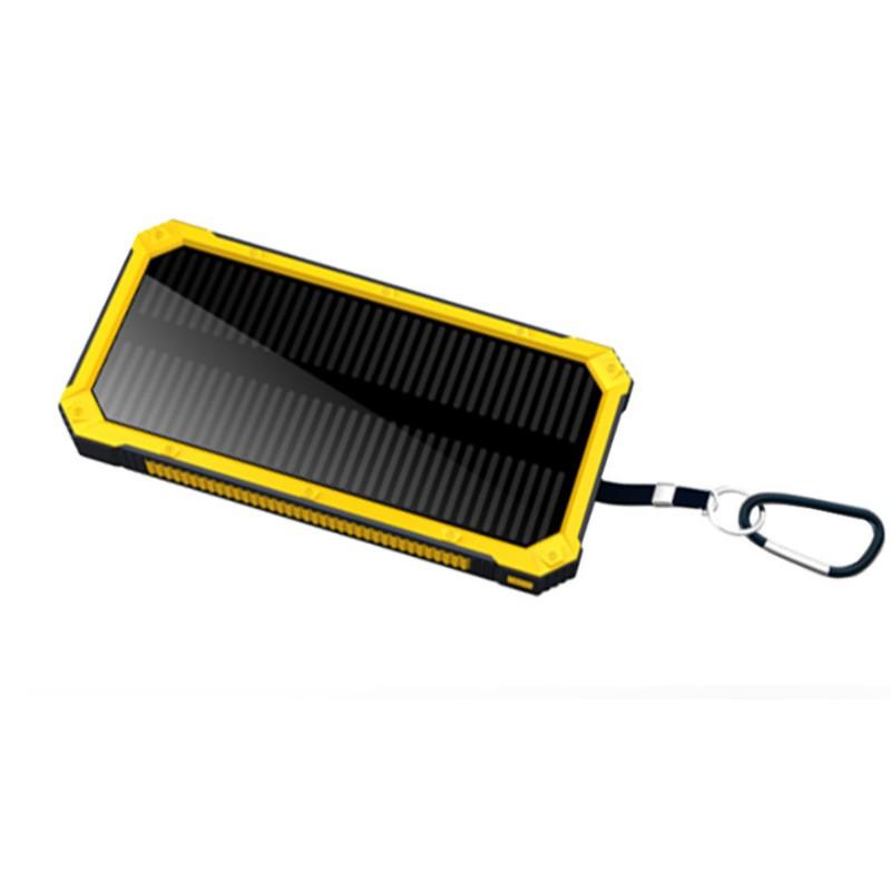 Power Bank Carga Solar 8000mAh
