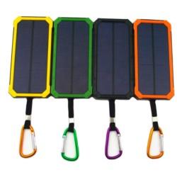 Power Bank Carga Solar 8000mAh - Ítem7