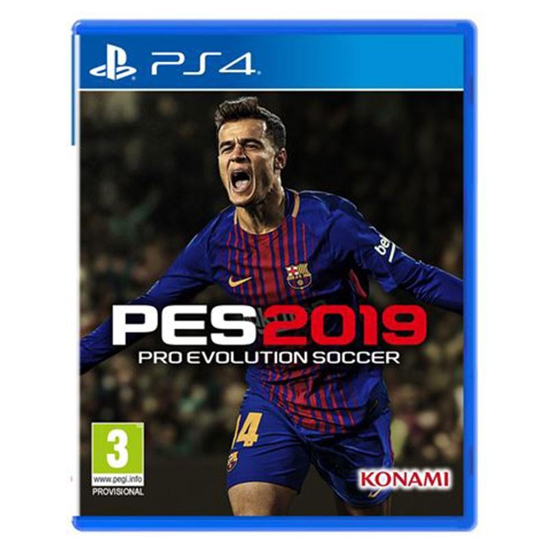 Pro Evolution Soccer (PES) 2019 Playstation 4