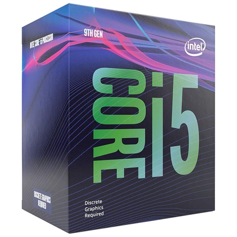 Microprocesador Procesador Intel Core i5-9400F 2.9 GHz Box