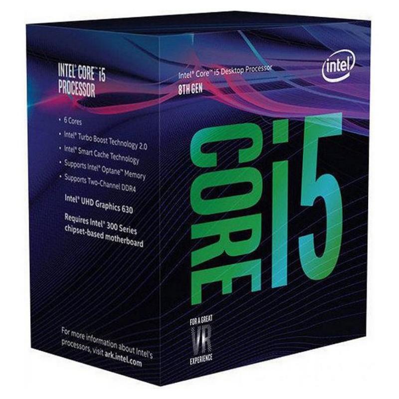 Intel Core i5-8600K 3.6GHz Box