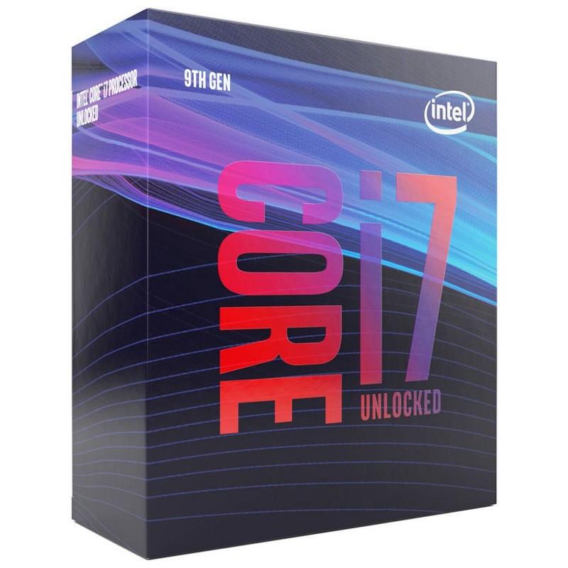 Processador Intel Core i7-9700K 3.6GHz Box