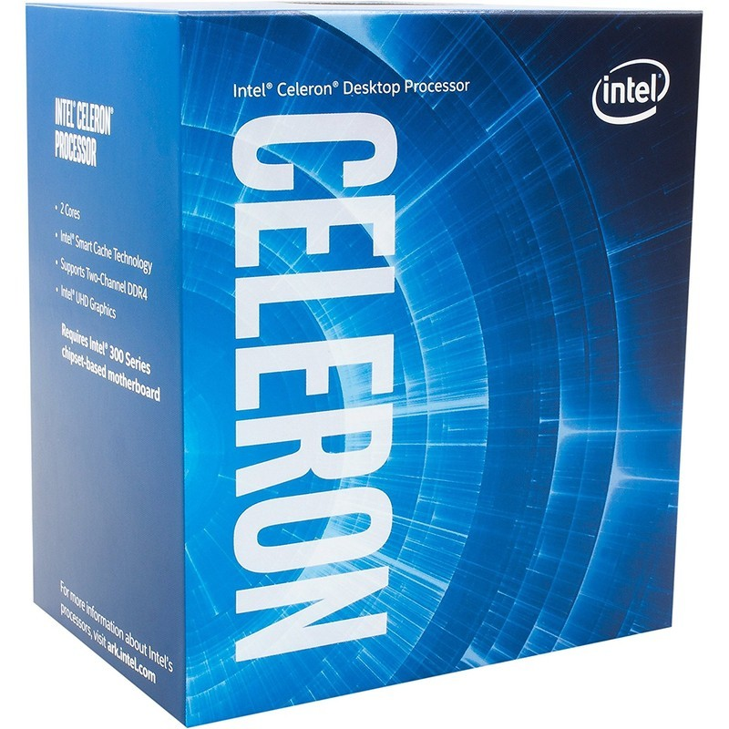 Procesador Intel G4900 3.10GHz