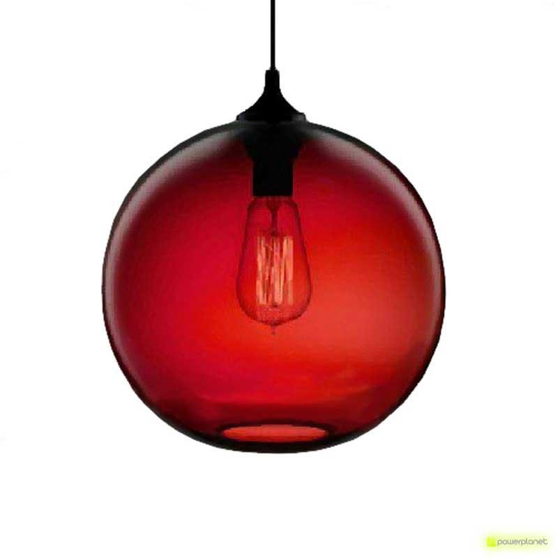 Lámpara Vintage Redonda