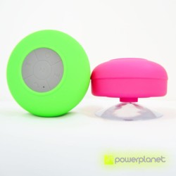 Altavoz Bluetooth Ducha Impermeable con Ventosa Manos Libres Baño BTS-06 - Ítem1