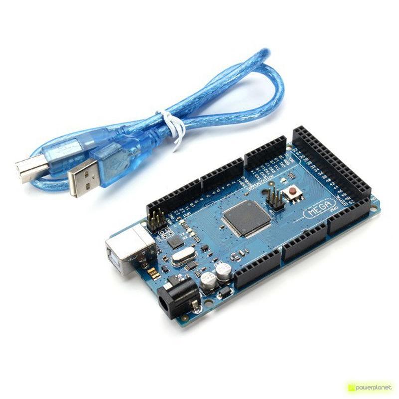 Placa MEGA 2560 R3 compatible con Arduino