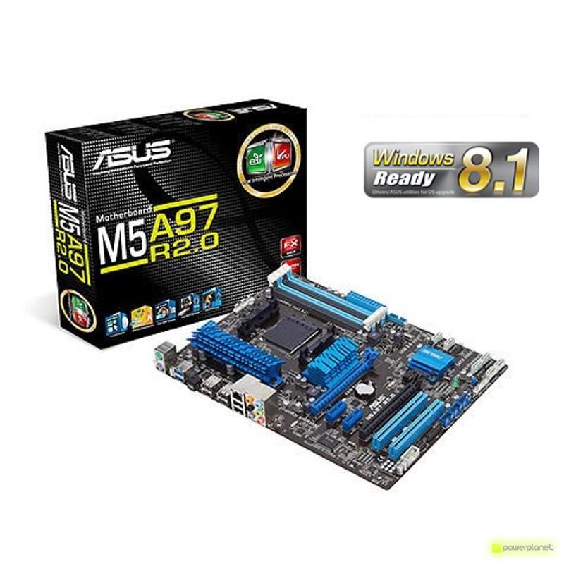 ASUS M5A97 R2.0 placa base