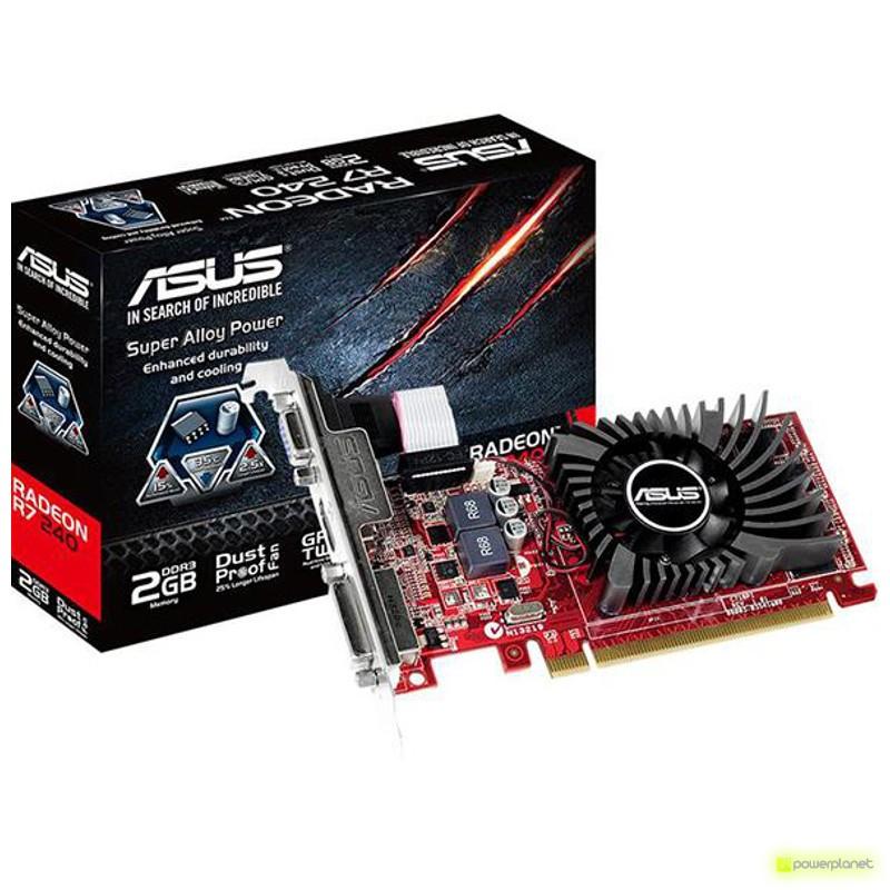 ASUS PCI-E A R7240-2GD3-L