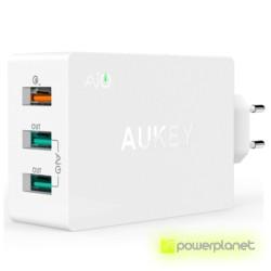 AUKEY PA-T2 Carregador de 3 Portos USB - Item1